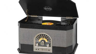 Trevi Stereo Turntable TT 1040 BT