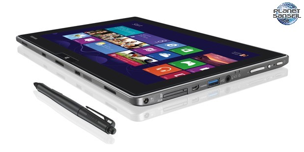 Toshiba wt310 une tablette pro sous windows 8 pro - Tablette tactile avec port usb ...