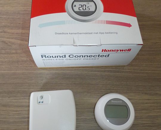 Round Connect Honeywell