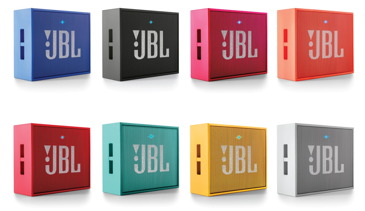 jbl go la nouvelle enceinte portable de jbl. Black Bedroom Furniture Sets. Home Design Ideas
