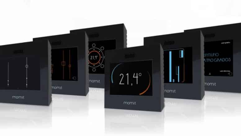momit-Smart-Thermostat