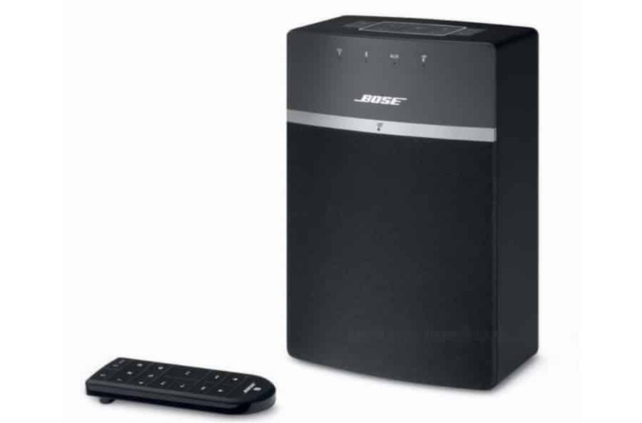 test de l 39 enceinte multiroom bose soundtouch 10. Black Bedroom Furniture Sets. Home Design Ideas