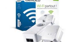 Devolo dLAN® 550 WiFi, un nouveau CPL+Wi-Fi