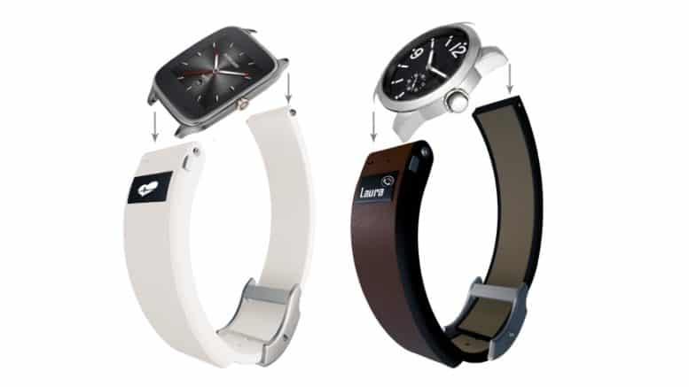 SimpliCT, un bracelet qui rend votre montre connectée