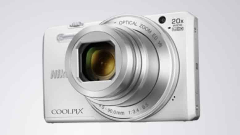 COOLPIX S7000 Appareil photo numérique avec Wi-Fi