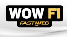 wow fi hotspot FastWeb