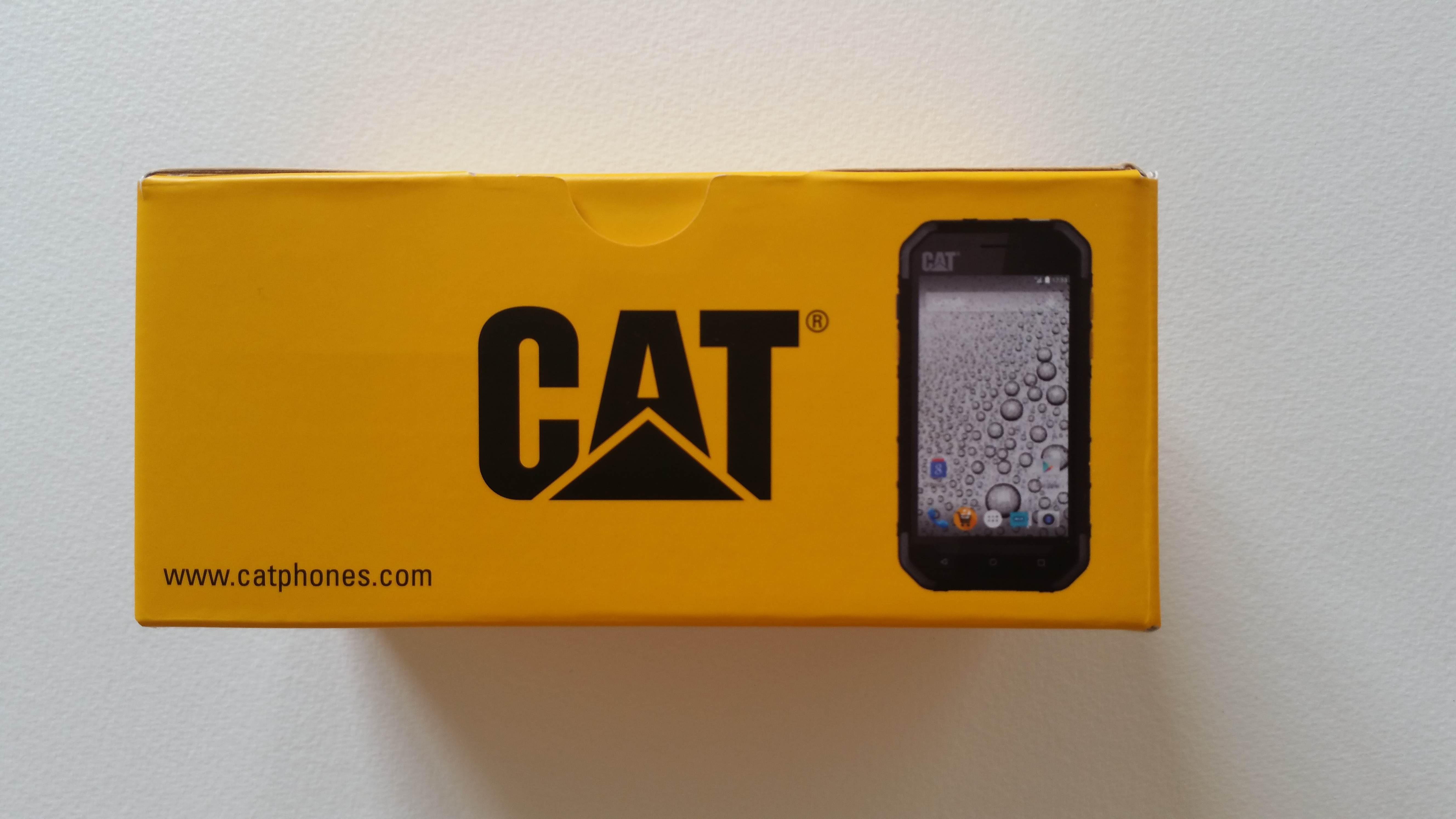 test cat s30 le smartphone de chantier de caterpillar page 4 sur 4. Black Bedroom Furniture Sets. Home Design Ideas