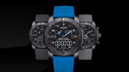 Exospace B55 la montre connectee de Breitling