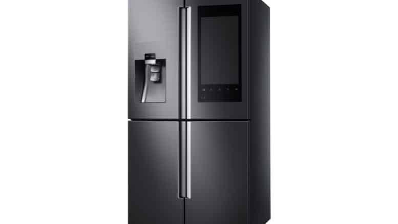 Family Hub réfrigérateur intelligent wi-fi de Samsung