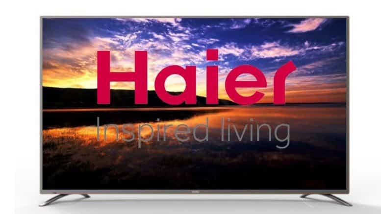 Haier 75H9000U TV LED 75 pouces
