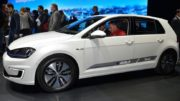 Volkswagen E-Golf Touch