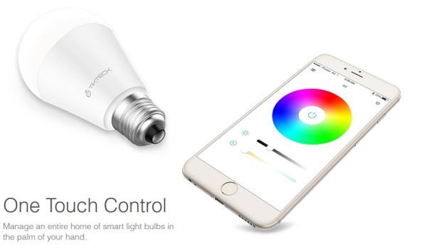 tikteck Smart Light Bulb ampoule bluetooth
