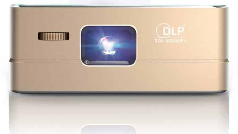 Vpro1 pico projecteur wi-fi