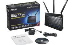 ASUS RT-AC68U routeur Wi-Fi