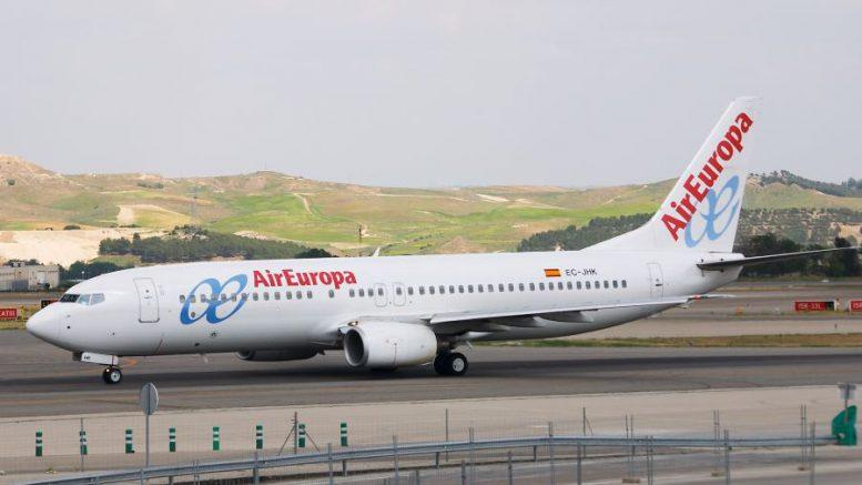 Air Europa équipe ses avions de Wi-Fi