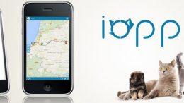 IOPP gps pour animaux domestiques