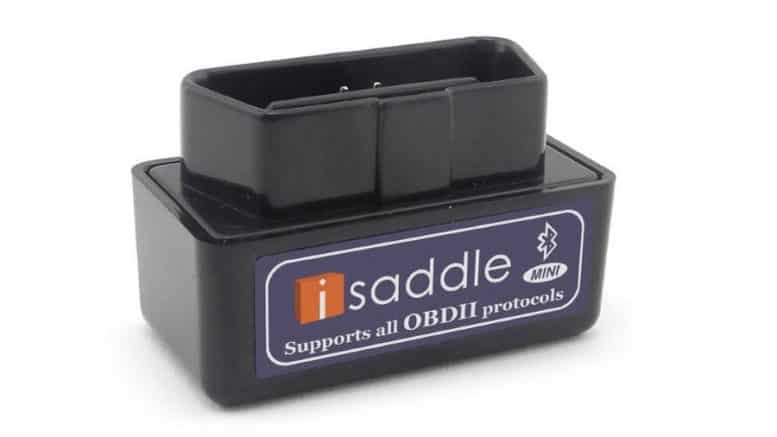 iSaddle Super Mini Bluetooth OBD2