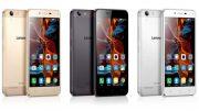 Lenovo K5 smartphone