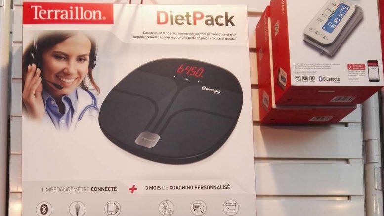 terraillon diet pack