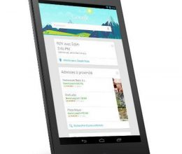 Google NEXUS 7 Tablette tactile 7