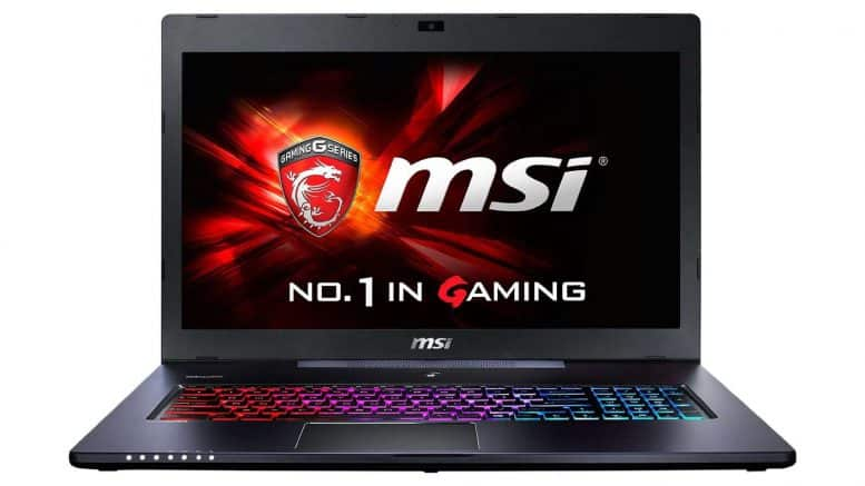 MSI GS70 6QE-276FR Ordinateur Portable Gamer 173 Full HD