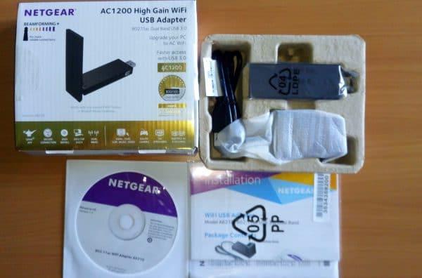 Netgear A620 dongle usb3 Wifi (1)