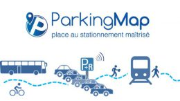 parking connecté ParkingMap