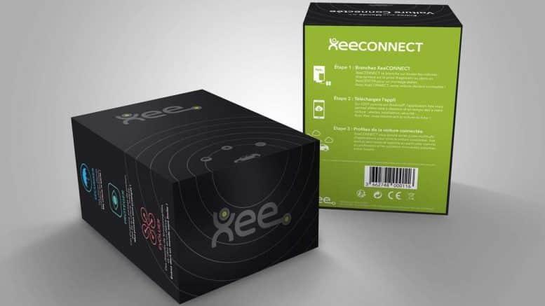 xeeconnect un boitier connect pour votre voiture et sa sant. Black Bedroom Furniture Sets. Home Design Ideas