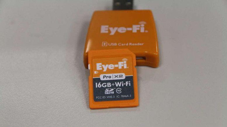 Eye-Fi prox X2 carte SD WiFi