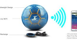 InsideCoach Connected ballon de football