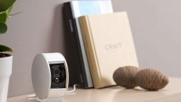 Myfox Security Camera