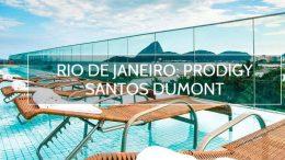 Prodigy Hotel Santos Dumont Airport