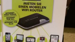 goldcar Wi-Fi