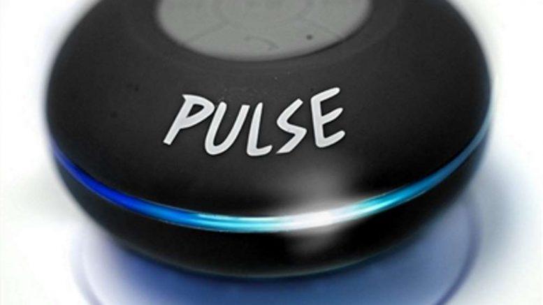 Pulse Shower speaker