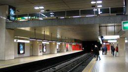 bruxelles metro