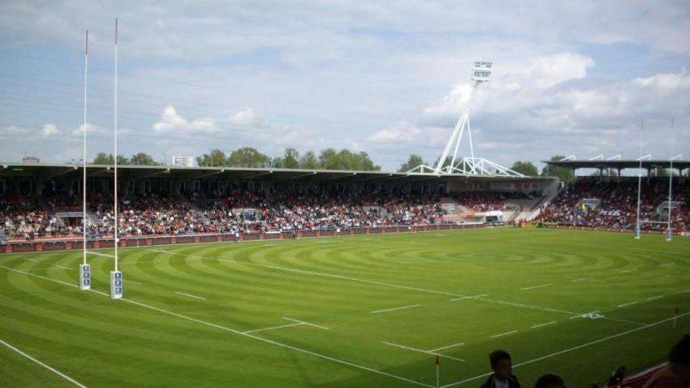 stade Ernest Wallon Stade Toulousain