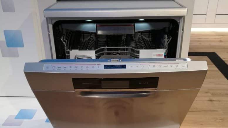 Bosh lave vaisselle connecté Wi-Fi