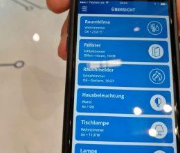 Devolo home control IFTTT app