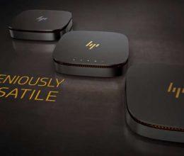 HP Elite slice desktop