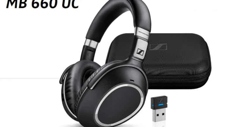 Sennheiser MB 660 casque audio sans fil