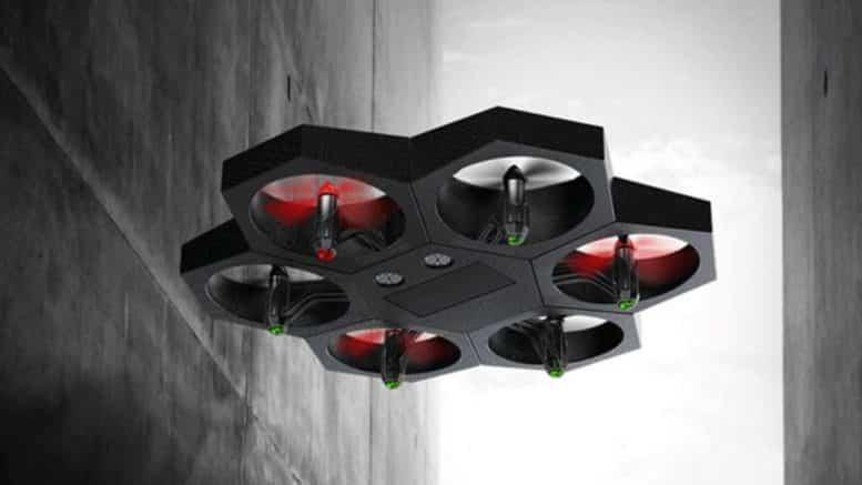airblock drone modulable