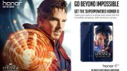 Honor 8 marvel Doctor Strange