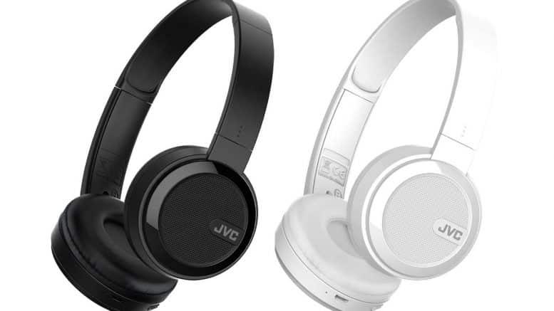 JVC présente un nouveau casque sans fil Bluetooth pliable e2773add11