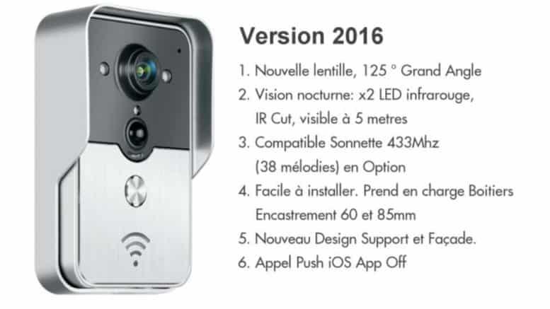 konx 2016 portier video wi-fi