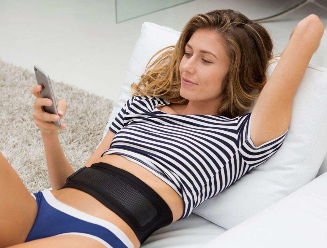 slendertone connect abs pour des abdos en b ton. Black Bedroom Furniture Sets. Home Design Ideas