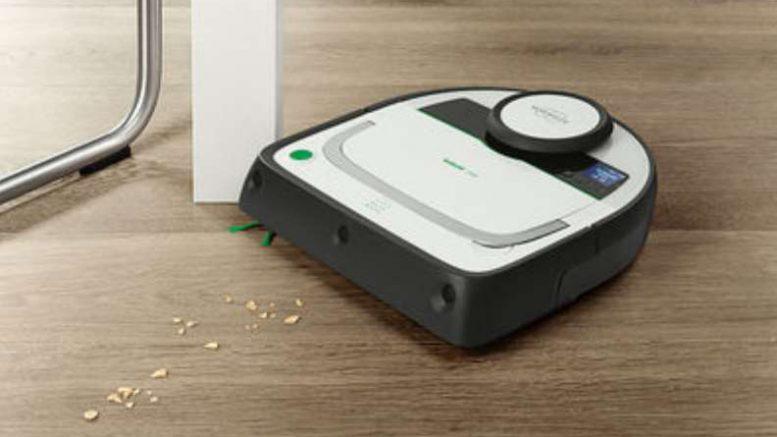kobold vr200 un robot aspirateur connect pour qu votre maison soit propre. Black Bedroom Furniture Sets. Home Design Ideas