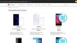 vmall site de vente en ligne honor