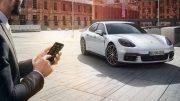 Porsche Panamera 2016 Porsche Connect