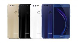 honor 8 colored