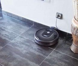 irobot Roomba 980 aspirateur robot Wi-Fi